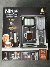 New listing Ninja Specialty Coffee Maker 6 Brew Sizes, 4 Brew Styles