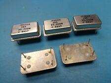 5 Joyous Zda 25000mhz 25mhz Crystal Oscillator Clock Full Size 4 Actual Pins