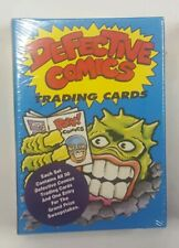 1993 DEFECTIVE COMICS Factory Sealed FIFTY (50) Trading Cards Set