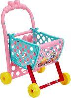 Disney Junior Minnie Mouse Minnie's Shopping Trolley Cart & Play Food Playset