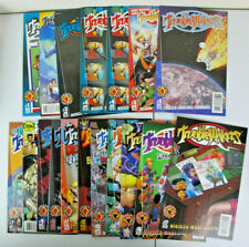 Troublemakers Acclaim Comics 1997 Lot #1 +  Variant #3 - 17 Missing #2 VF+