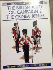 q K004 - Osprey MAA n. 196 - British Army on Campaign 2: THE CRIMEA (1854-1856)