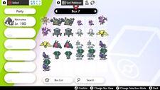 Pokemon Sword & Shield All Crown Tundra DLC Pokemon Sent To Pokemon Home Online