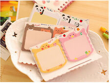 Cute Animals Sticker Bookmark Point It Marker Memo Flags Sticky Notes LBz