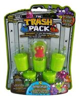 Trash Pack Series 1 Trashies Blister  Pack of 5