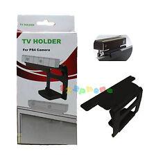 TV CLIP STAND BRACKET HOLDER FOR SONY PS4 PLAYSTATION MOVE EYE CAMERA SENSOR