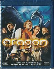 Eragon (Blu-ray Disc, 2007, Canadian Edition) BRAND NEW