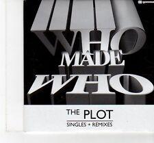 (FT374) Who Made Who, The Plot (Single+Remixes) - 2009 DJ CD