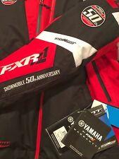 Limited Yamaha Men's Mission FX 50th Anniversary FXR Jacket Size M