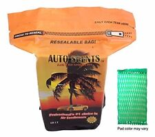 Auto Scents Air Freshener Pads - 60 Count - Coconut Creme Scent