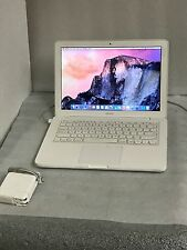 "Apple MacBook A1342 13.3"" Laptop 2.26ghz/4gb ram/160gb (May, 2009) WiFi / DVD"