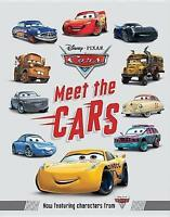 Meet the Cars by Disney Book Group, NEW Book, FREE & Fast Delivery, (Hardcover)