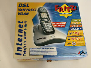 AVM FRITZ!Fon 7150 Fritz!Box FritzBox DSL-Router DECT Telefon Basisstation WLAN