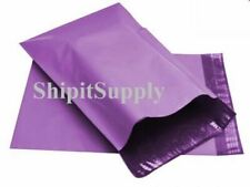 1 1000 145x19 Purple Poly Mailer Shipping Bags Fast Shipping