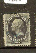 UNITED STATES (P1104B) 12C PURPLE   SC 151 VFU