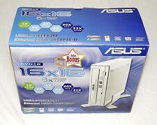 ASUS DRW-1608P2S-D 16x IEEE 1394/USB 2.0 2 MB Cache esterna Beige DVD-BRUCIATORE