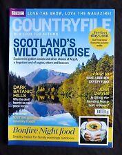 Countryfile. November 2014, BBC, Scotland's Wild Paradise, John Craven writes.