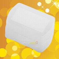 Flash Bounce Diffuser Soft box For Canon Speedlite 580EX 580EX II YN560 II III
