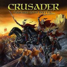 CRUSADER - Onward Into Battle (NEW*US METAL*OMEN*L.LORD*J.PRIEST*I.MAIDEN)