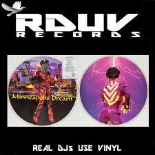 PRINCE - MINNEAPOLIS DREAM - LP Picture Disc VINYL ALBUM - Beautiful Experience