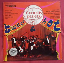 LES HARRICOTS ROUGES   LP ORIG FR SWEET HOT