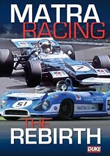 Matra Racing - The Rebirth New DVD Motor Le Mans Pescarolo  F1 Formula 1 Ligier