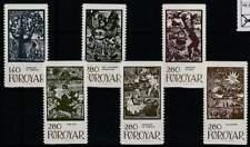 Faeroer 1984 postfris MNH 106-111 - Sprookjes