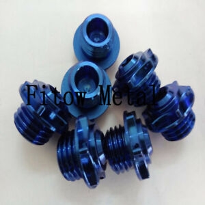 M20 Titanium alloy motorcycle oil cap screw oil injection hole screw
