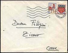 Francia 1965 #C37973 Cubierta comercial
