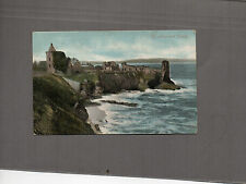 Scotland St Andrews castle Fife posted 1907    a079