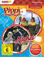 7 DVDs * LINDGREN : PIPPI LANGSTRUMPF / MICHEL AUS LÖNNEBERGA  # NEU OVP §
