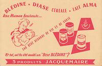 Buvard Vintage  Blédine Jacquemaire