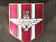 Parachute Regiment Shield Lapel Military Pin Badge