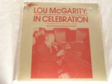 LOU McGARITY In Celebration  Joe Marsala Billy Butterfield Jess Stacy SEALED LP