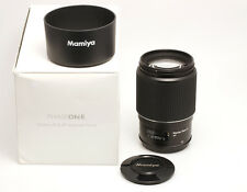 Mamiya 645AF Teleobjektiv Mamiya Sekor D AF 150mm F2,8 IF #HG3027