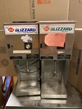 (2) Bm-2 Dairy Queen Blizzard Machines For Parts Or Repair