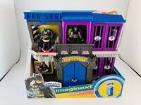 Imaginext DC Super Friends Batman Gotham City Jail Fisher-Price Bane Toy Sale