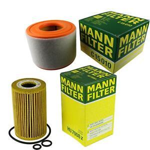 MANN-Filter Set Ölfilter Luftfilter Inspektionspaket MOL-9693913