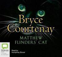 Matthew Flinders' Cat Bryce Courtenay Audiobook Unabridged Novel 13 CD set