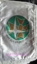 petit FANION souvenir du  3° régiment de chasseurs d'Afrique 1981-1997