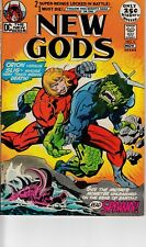 New Gods (Vol 1) #5 - Jack Kirby - 1st Appearance Slig - VFN-  DC  Comics