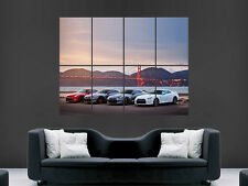 NISSAN GTR 35 CARS POSTER USA PRINT LARGE HUGE