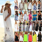 Womens Celeb Shorts Beach Sun Dress Party Evening Gown Sexy Playsuit Maxi Romper