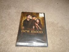 New and Sealed The Twilight Saga: New Moon (DVD, 2010)