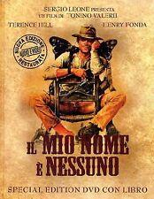 IL MIO NOME E' NESSUNO  SE   DVD + LIBRO     WESTERN