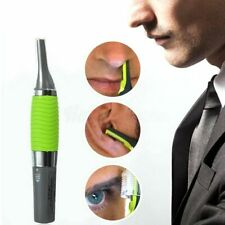 Unisex Electric light Ear Nose Neck Eyebrow Trimmer Hair Removal Shaver Clipper