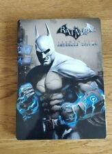 Batman Arkham City Armoured Edition STEELBOOK Wii U RARE Futureshop Amazon.de