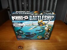 KRE-O, BATTLESHIP, OCEAN ATTACK,  KIT # 38952, NEW IN BOX, 2012