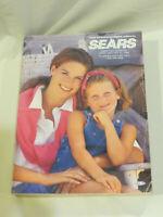 Sears Big Book 1993, Spring/Summer - Last Big Catalog Printed FREE SHIPPING!