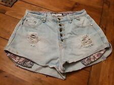 Refuge denim shorts - 10